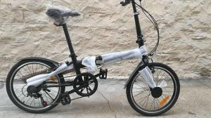 20inch Folding Bicycle  Price:150-160USD