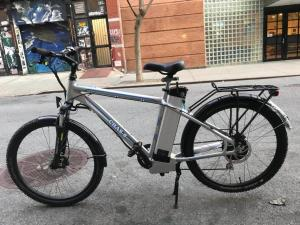 Lithium Battery Bike 48V  Price:1150-1200USD